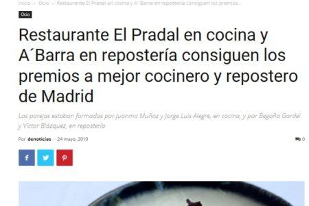 DeNoticias (Mayo 2019)