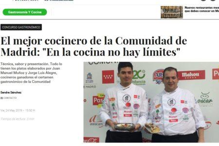 Alimente El Confidencial (Mayo 2019)